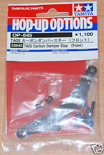 Tamiya 53845 TA05 Carbon Damper Stay (Front) (TA-05/TA05R/TA-05R) NIP