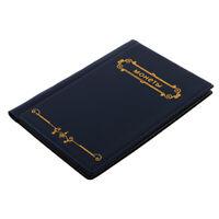 Album porte-monnaie 10 pages pour 120 unités Livre de pochettes de collection