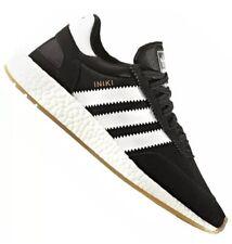 Adidas Originals I-5923 Iniki Runner Boost - Black/White US 12.5 Sneakers