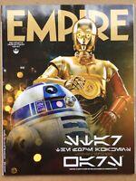 Empire Magazine #319 - January 2016 - Star Wars, The Force Awakens