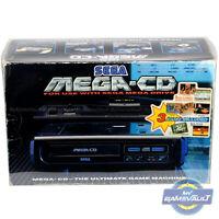 Console BOX PROTECTOR for Sega Mega CD 1 Original 0.5mm Protective DISPLAY CASE