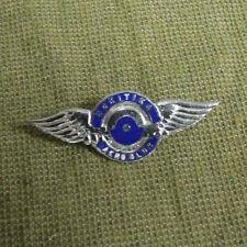 #D282. HOKITIKA  NEW ZEALAND  AERO CLUB LAPEL BADGE