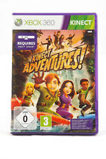 Kinect Adventures (Microsoft Xbox 360) Spiel in OVP, PAL, CIB, TOP, GUT