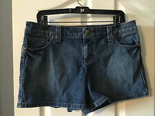 Tommy Hilfiger Women's/Juniors, Denim Shorts, Size 10, EUC, Free Shipping!