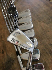 MINT FOUNDERS CLUB 200 SERIES TOUR FORGED LIMITED MB IRON SET 2-9 +VOKEY PW