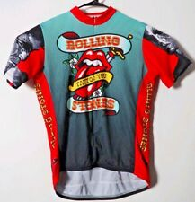 Primal Wear Tattoo You Rolling Stones Cycling Trail Bicycle Jersey Mens XL 2004