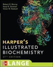 Illustrated Biochemistry Adult Learning & University Books
