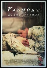 VALMONT Manifesto Film 2F Poster Originale Cinema MILOS FORMAN COLIN FIRTH
