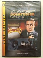 Goldfinger DVD NEUF SOUS BLISTER Collection James Bond N°5
