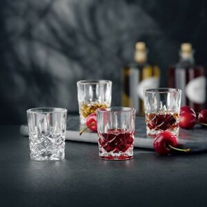 4 Nachtmann Noblesse Stamper, Schnapsglas, Shot Glas ,100694 55 ml Neu