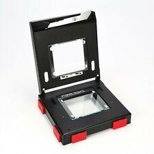 Durst Sivoneg Adjustable Negative Carrier w/ AN Glass Insert for M601 Enlarger B