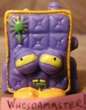 The Trash Pack Trashies Series 4 #585 MOLDY MATRESS Purple Mint OOP