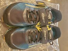 Altra Footwear King Mt 2 Mens Size Us 9.5 Trail Running Shoe Teal/lime Brand new