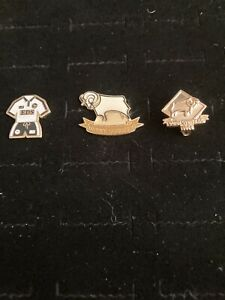 derby county Fc Badge Collection