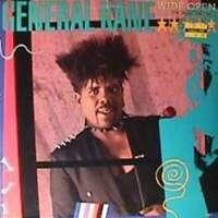 General Kane - Wide Open (LP, Album) Vinyl Schallplatte - 38356