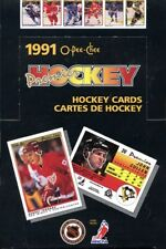 1990/91 OPC O-PEE-CHEE PREMIER HOCKEY BOX