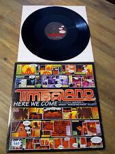 "Vinile Vinyl TIMBALAND Here We Come 12"" 33 Giri LP"