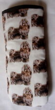 SHIH TZU GLASSES CASE - cotton- ideal small gift