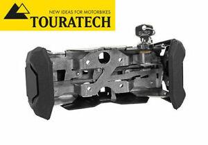 Touratech Garmin Zumo XT Locking Mount - Black - 01-065-1397-0
