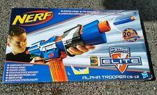 Nerf Gun Alpha Trooper CS-12 Assault Rifle boxed