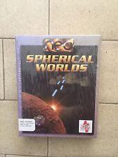 Spherical World Amiga NUOVO SIGILLATO Commodore Vintage NEO 500 600 1200