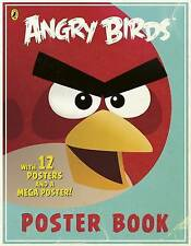 Angry Birds Poster Book by Penguin Books Ltd (Paperback, 2013)