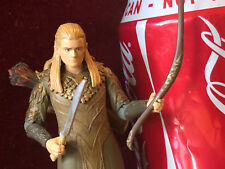 Legolas Elf The Hobbit Lord of the Rings Action Figure Rare VGC Official
