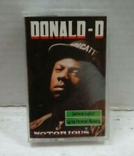 Donald-D Notorious Cassette