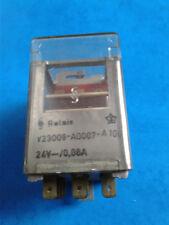 V23009-A0007-A100 24VDC  SIEMENS  relay