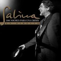 500 Noches Para Una Crisis - Sabina Joaquin 2 CD & DVD Set Sealed ! New !