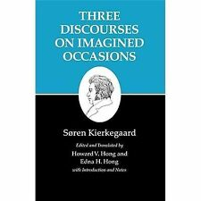Kierkegaard's Writings: Three Discourses on Imaged Occasions Vol. 10 by Søren...