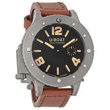 U-Boat U-42 Black Dial Mens Watch 6172