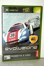 RACING EVOLUZIONE GIOCO USATO BUONO STATO XBOX EDIZIONE ITALIANA PAL