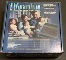 Tv Guardian The Foul Language Filter Open Box, Brand New