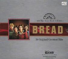 The Very Best of Bread 16 Original Greatest Hits CD HDCD NEW Music Platinum