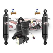 07-14 Chevy Suburban 1500 Rear Autoride Air Shocks Conversion w/Compressor Kit