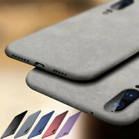 For Huawei P Smart 2019 P30 P20 Pro P40 Lite Soft TPU Sandstone Matte Case Cover