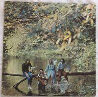 Wings LP Wild Life 1971 Paul McCartney Apple SW-3386 VG+ Vinyl Sterling