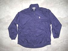 Vintage NIKE TENNIS COURT Purple Full Zip Windbreaker Medium 8-10 Jacket USED