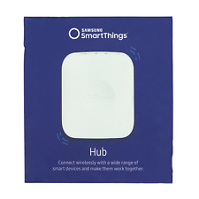 Samsung SmartThings 2nd Gen V2 Smart Home Hub | Connect 100+ Smart Home Devices