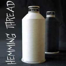 GUTERMANN U81 (SKALA 360) 20,000M Hemming Thread Black or White