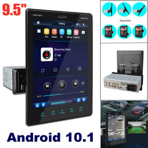 "9.5"" Android10.1 Touch Screen 1080P Bluetooth Car Stereo MP5 Player Mirror Link"