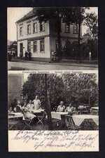 109071 AK Straßberg i. Vogtland Plauen 1935 Gasthaus Gambrinus A. Tippmann Biega
