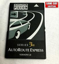 Psion Microsoft AutoRoute Express v1.0 auto carte Road Atlas 3/3a/3c