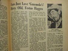 May 31, 1964 Lancaster Pa TV Magaz(KEN  CURTIS/LAWRENCE SPIVAK/MEREDITH WILLSON)