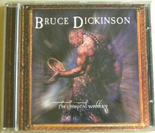 BRUCE DICKINSON THE CHEMICAL WEDDING CD MADE IN BRAZIL 1998 11TRACKS Iron maiden