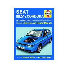 buy haynes seat car service repair manuals ebay rh ebay co uk seat cordoba service manual seat cordoba 2004 service manual
