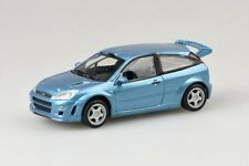 CARARAMA - FORD FOCUS - METALLIC BLUE - 1:43 MIB
