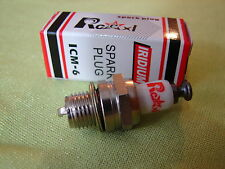 Iridium Zündkerze Kerze CM6 passend zu DL DLE DLA 20 30 32 50 55 DA 3W ZENOAH