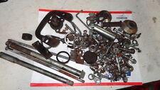 1979 Kawasaki KZ1000 KZ 1000 MKII Shaft K296 misc bolts miscellaneous parts